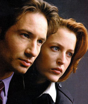 The X-Files Agents