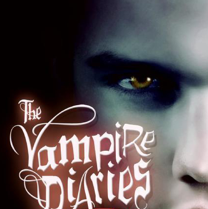 Vampire Diaries Book Cover